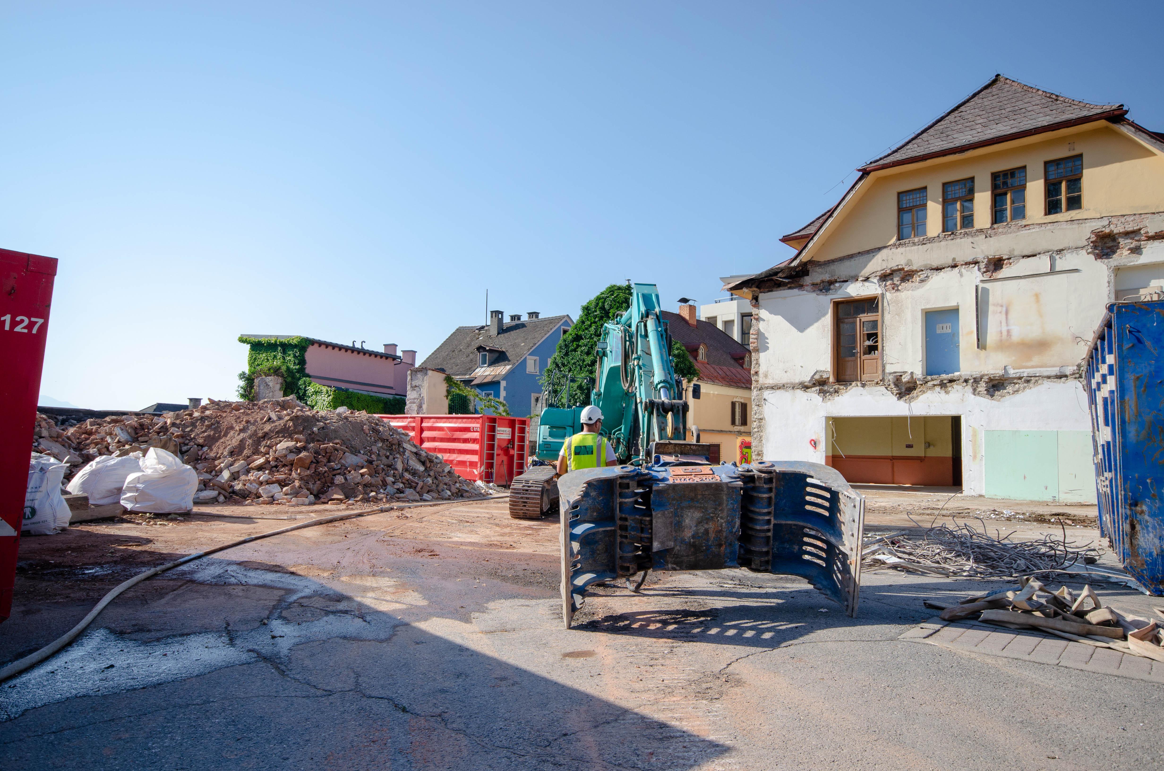 Projekt Neuer Rathausmarkt Spittal - Baustufe II