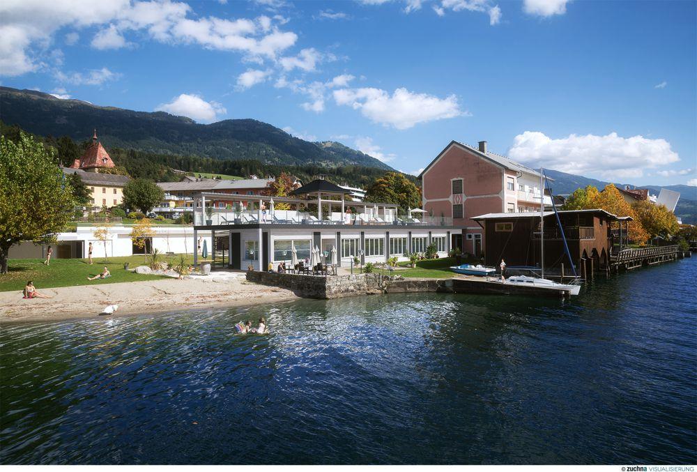 Projekt Lindenhof am Millstätter See