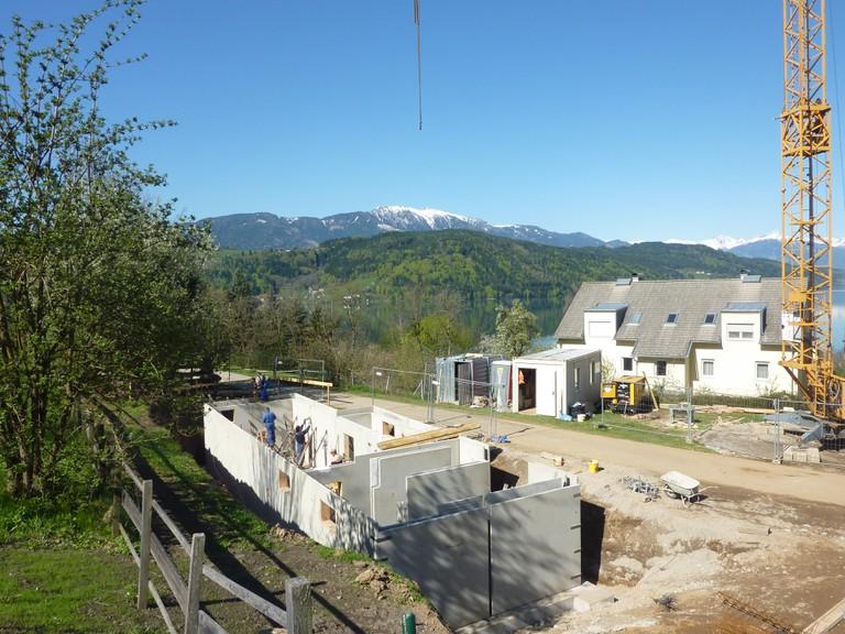 Projekt Wohnen am Millstätter See